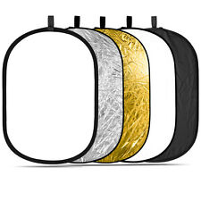 """Neewer 5 in 1 Portable Collapsible Multi Disc Light Reflector 60cmx90cm/24""""x36"""""""
