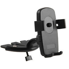 New Universal Car CD Slot Phone Mount Holder Stand Cradle For Mobile Phones