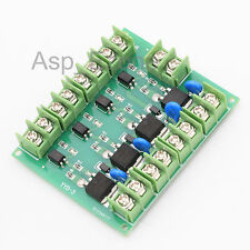 MOS FET 4Channels Pulse Trigger Switch Controller PWM Input for Motor/LED