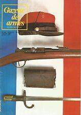 GAZETTE DES ARMES N°95 LIBERATOR A 2 COUPS / MR 73 DU GIGN / FUSIL GRAS / WESSON