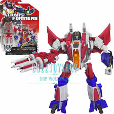TRANSFORMERS GENERATIONS DELUXE FALL OF CYBERTRON STARSCREAM 653569782353