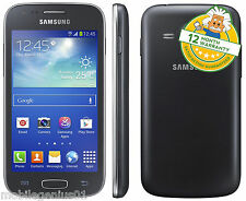 Samsung Galaxy Ace 3 S7275 Metallic Black Unlocked Android 4G LTE Smartphone 8Gb