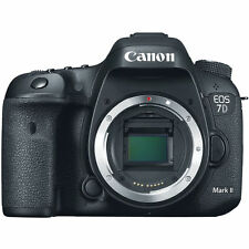 "Canon EOS 7D Mark II Body 20.2mp 3"" DSLR Digital Camera Brand New Cod Jeptall"