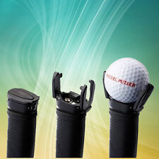 2-Prong Golf Ball Pick Up Retriever Grabber Claw Sucker Tool Putter Grip