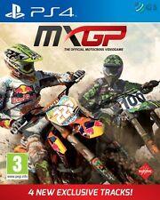 MXGP il funzionario MOTOCROSS Videogioco PS4 * NUOVO SIGILLATO PAL *