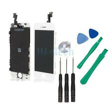 LCD Display Touch Screen Digitizer/WHITE Assembly Replacement for iPhone 5S OEM