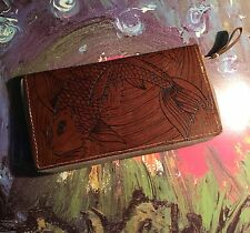 Prison Art Wallet - Koi Fish