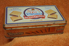 Old Tin Can Container Fig Newtons 100 year Anniversary