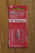 Genuine Maglite Magcharger 6V Halogen Bulb Mag Charger Replacement Maglight