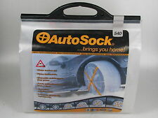 GENUINE AUTOSOCK 540 HIGH PERFORMANCE SNOW SOCKS WINTER TRACTION AID