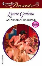 An Arabian Marriage  (Sister Brides), Graham, Lynne, Good Condition, Book