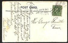 WELLSWOOD HAMPTON FALLS NEW HAMPSHIRE RURAL ROUTE NO. 1 CANCEL POSTCARD 1921