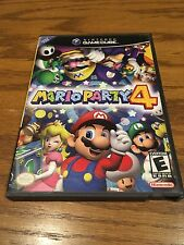 Mario Party 4 (Nintendo GameCube, 2002)