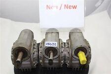 Bonfiglioli VF 62/p a vite senza fine I = 7 Gearbox ingranaggi motore a ingranaggi