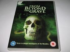 FROM BEYOND THE GRAVE (1973) PETER CUSHING,DIANA DORS,IAN CARMICHAEL - RARE DVD