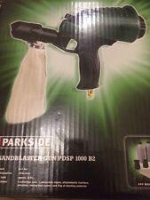 Pistola chorreadora de arena de aire