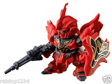 BANDAI SD Mobile Suit Gundam Dash 08 Gashapon Figure (MSN-06S Sinanju)