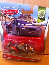 DISNEY CARS DIECAST - Max Schnell - New 2015 Card - Combined Postage