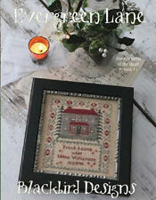 Evergreen Lane - Anniversaries of the Heart Pattern 11 - Blackbird Designs New