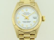Rolex Oyster Perpetual Datejust Automatic 18K Gold 6917