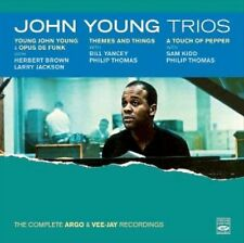 John Young Trio - Complete Argo and Vee Jay Recordings (Piano) Fresh Sound 2CD