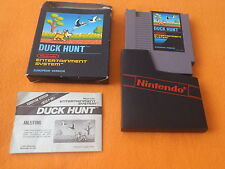 Duck Hunt in OVP kleine Box small Nintendo NES