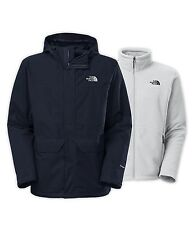 The North Face Men's Chimborazo Triclimate Jacket Size M Color CosmicBlueHeather