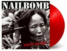 Nailbomb - Point Blank 180g RED COLOURED vinyl LP Sepultura Soulfly
