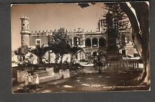 Mexico unmailed EKC cello RPPC post card Palacio De Cortes Cuernavaaca