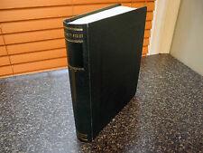 1990-97 SCOTT U.S. COMM. ALBUM - USED & UNUSED - FACE $509.84 (ESP#F0395)