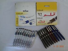 20x Dollar(10x 717 calligraphy +10x 717i transparent) fountain pen free shipping