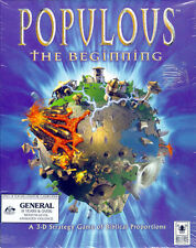 Populous The Beginning + Undiscovered Worlds PC (Win XP, Vista, 7)