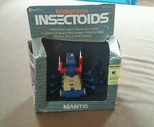 Vintage Robotech Insectoids Mantis Battery Operated Action Figure ~1985 Revell