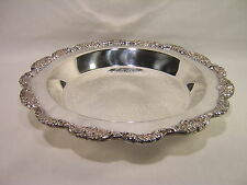 Poole Silver Plate Lancaster Rose Pie Server ~ #430