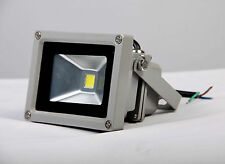 10W RGB WATERPROOF LED FLOOD LIGHT COLOUR  AC FOR OUTDOOR + IR REMOTE CONTROLLER
