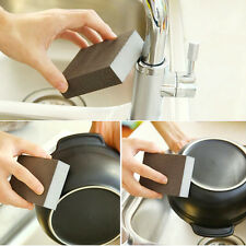 Kitchen Nano Emery Magic Clean Rub Rust Stains Removing Sponge Cleaning Tools
