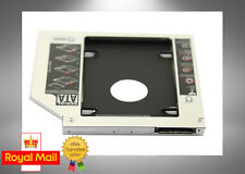 SATA 2nd Hard Drive caddy HP DV6 8440p 8530p 8540p 8440w 8530w 6930P 8730W 8740W
