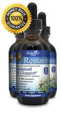 Restavin - Restless Legs Syndrome (RLS) Support | Fast: 3 Bottle Value Pack