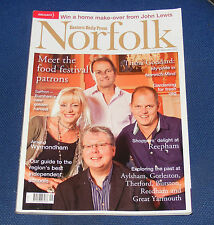 EASTERN DAILY PRESS NORFOLK - SEPTEMBER 2012 ISSUE 161 -  TRISH GODDARD