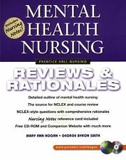 Mental Health Nursing : Reviews and Rationales by George Byron Smith and Mary...