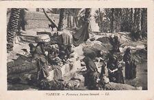TUNISIE TUNISIA TOZEUR femmes juives lavant juif judaica israel