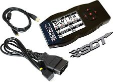 SCT X4 7015 Power Flash Handheld Tuner preloaded or custom tunes ford vehicles