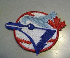 Vintage TORONTO BLUE JAYS BASEBALL PATCH Iron On Bluejays