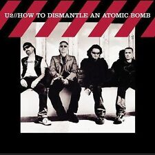 How to Dismantle an Atomic Bomb by U2 (CD, Nov-2004, Interscope (USA))