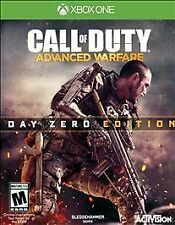 Call of Duty: Advanced Warfare -- Day Zero Edition (Microsoft Xbox One, 2014)