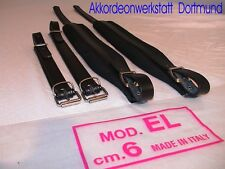 6 cm akkordeongurte, correas, bretelles accordeon, correas acordeon, accordion Straps