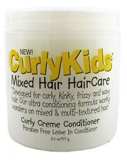 Curly Kids Curly Creme Conditioner, 6 oz (Pack of 4)