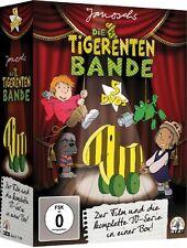Janoschs Die Tigerenten Bande ( Kinder Zeichentrick Kult Komplette TV Serie 1-26
