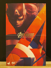 Hot Toys Avengers Age of Ultron Captain America & The Mandarin SET