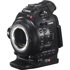 Canon EOS C100 Cinema EOS Camera (Body Only) #6340B002 ~ Brand New!!